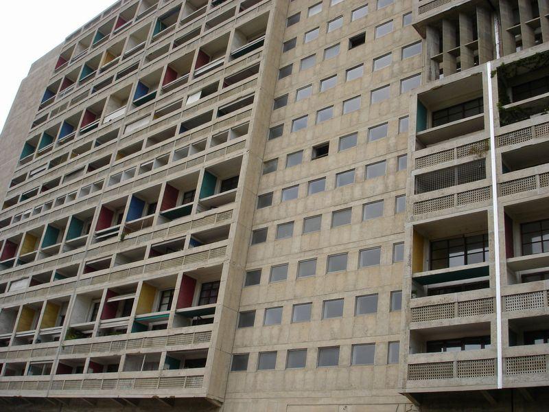 Populaire La Cité Radieuse CA14